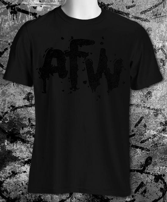Image of AFW BlackOut Logo Tee