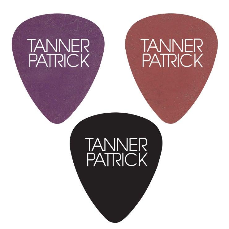 Image of Tanner Patrick Custom Guitar Picks