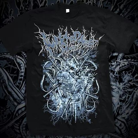 Image of Black Artwork Shirt
