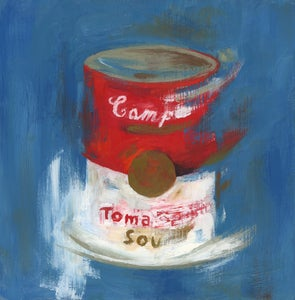 Image of Camp-Toma-Sou - Andy Warhol's Lunch
