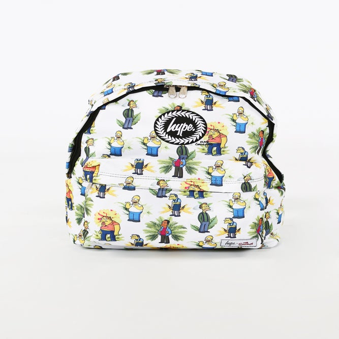 Image of HYPE. X SIMPSONS BAR GOERS BAG