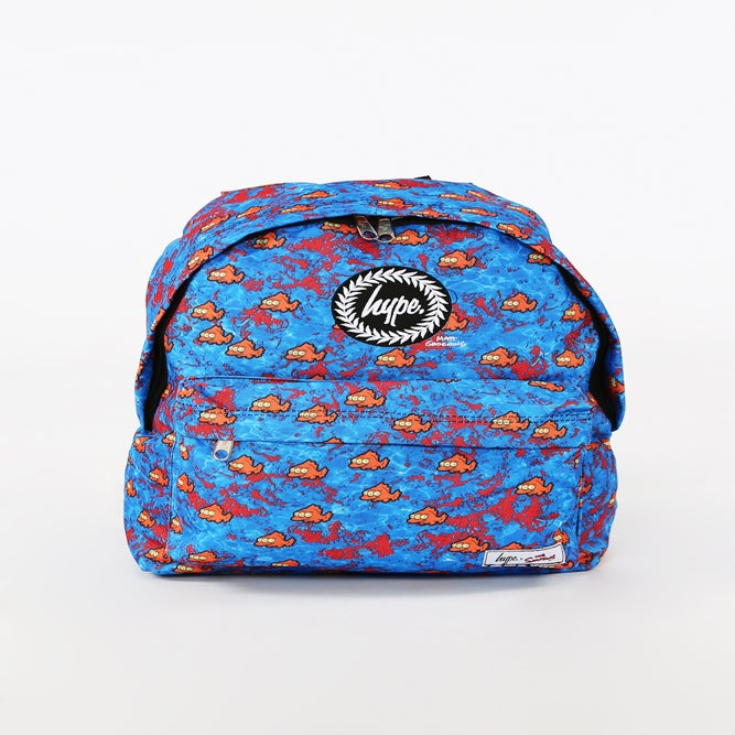 Image of HYPE. X SIMPSONS BLINKY FISH BAG