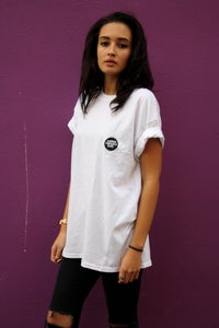 Image of Modern Fairytale Club - White Tee