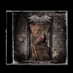 "Image of ""TORMENT OF THE WEAK"" 2013 - DEBUT ALBUM"
