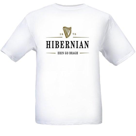 Image of Hibs, Hibernian Harp T-Shirt.