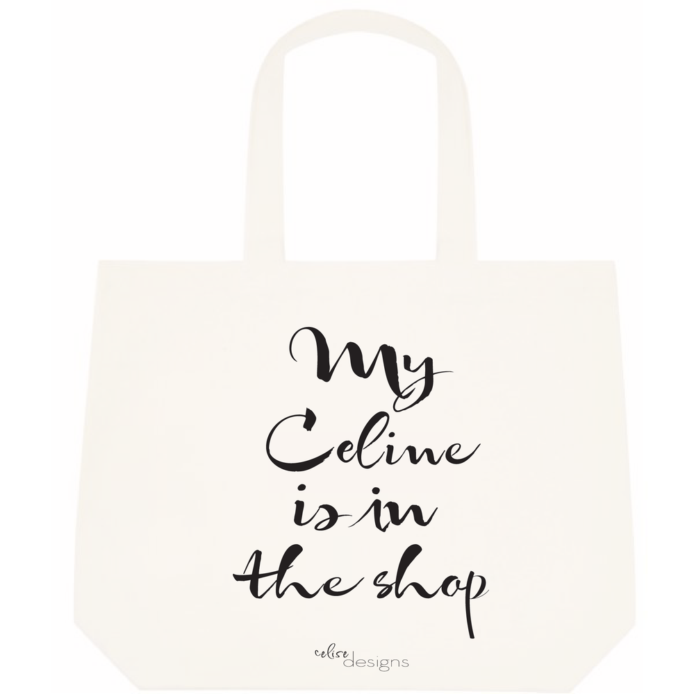 "Image of ""Celine in the Shop"" Tote"