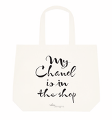"Image of ""Chanel in the Shop"" Tote"