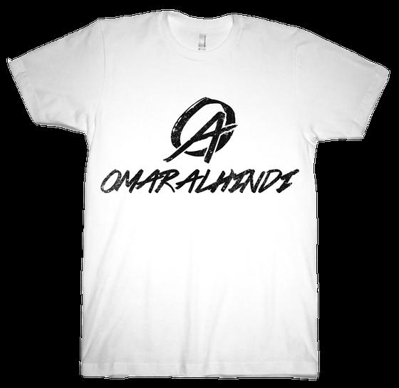 Image of Omar Alhindi Logo + Name