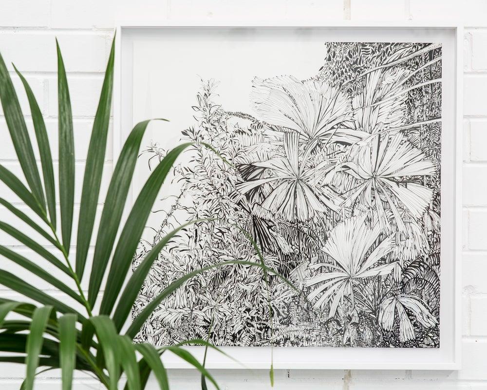 Image of Botanical Plants screen print