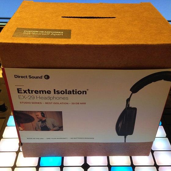 Image of Direct Sound EX-29 Headphones