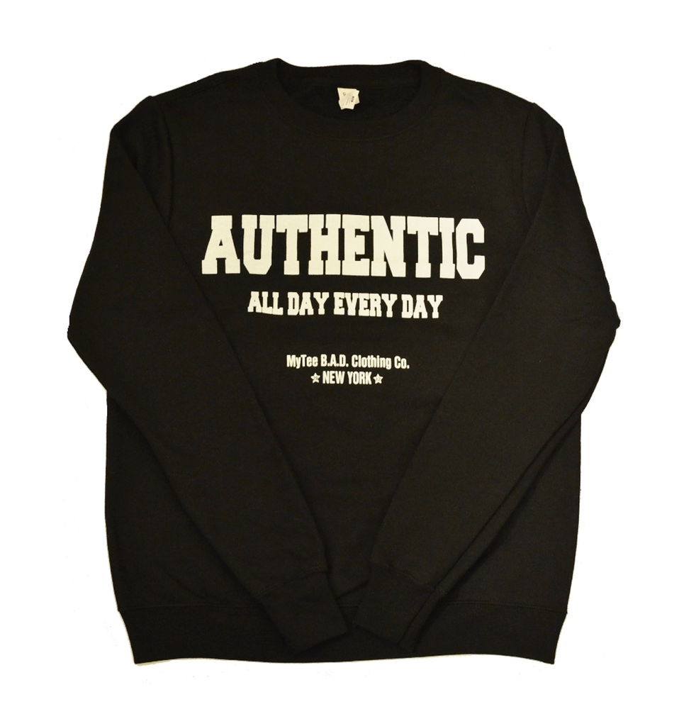 Image of Authentic Crew Sweatshirt