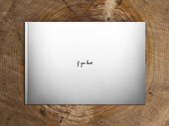 Image of If You Leave Volume III
