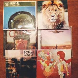 Image of 6-CD Starter Pack