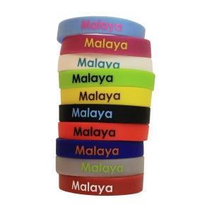 Image of Malaya Wristbands