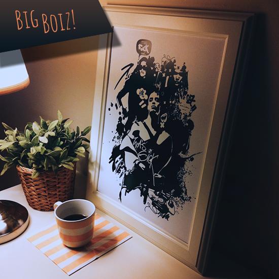 Image of Big Boiz A4/A3/A2/A1