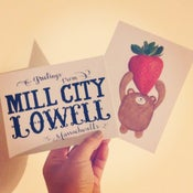 Image of greetings from mill city postcards