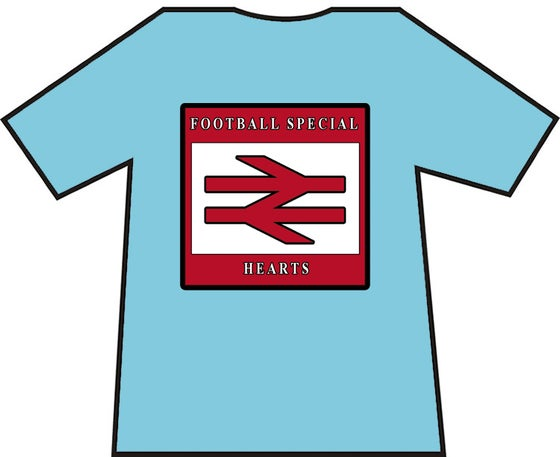 Image of Hearts Football Special Casuals T-Shirt.