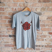 Image of Rose Thorns Tee Heather