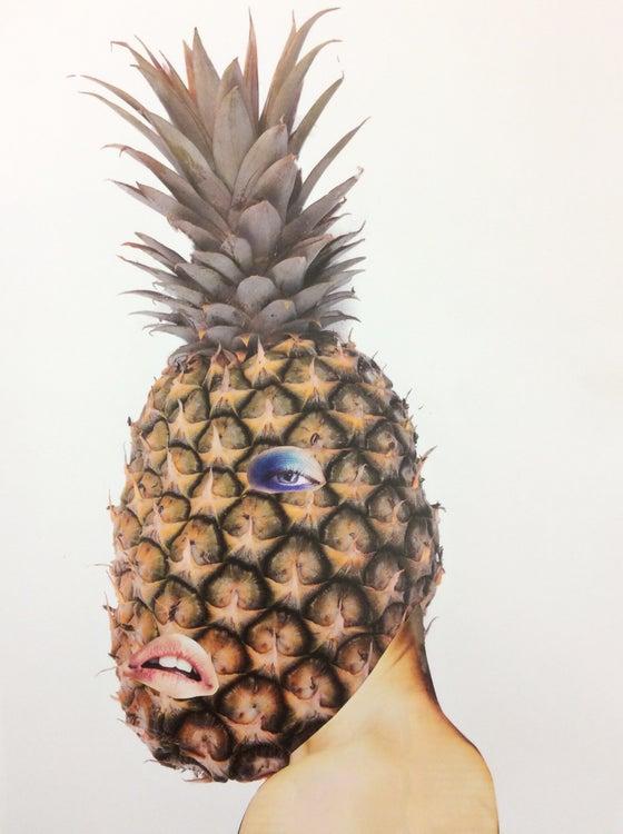 Image of Fallen Fruit Factory - Pineapple Boy