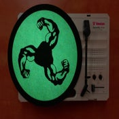 Image of FMB GLOW IN THE DARK SLIPMATS (SOLD OUT)