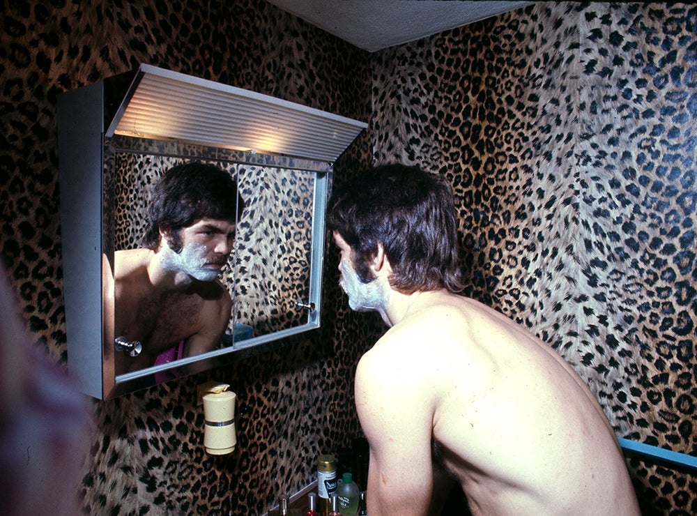 Image of '70s masculinity defined