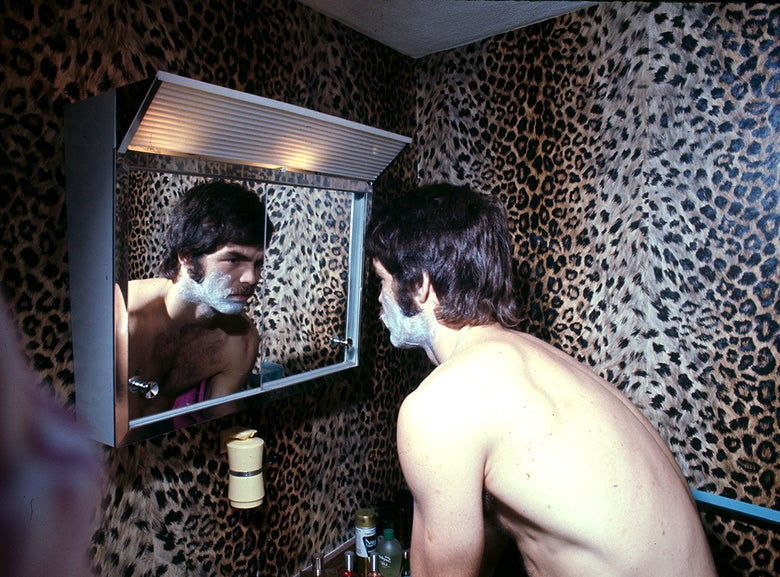 Image of 70's masculinity defined