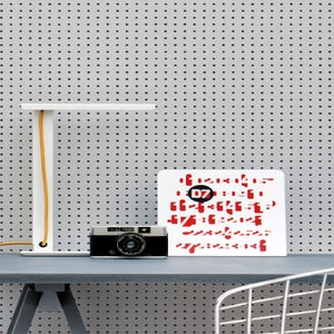 Image of Peggy Wallpaper - Concrete