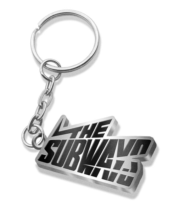 Image of The Subways New Logo Keyring