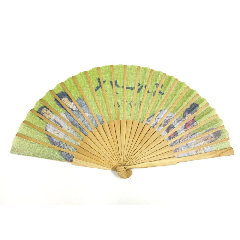 Image of Kimono My House 40th Anniversary Souvenir Fan
