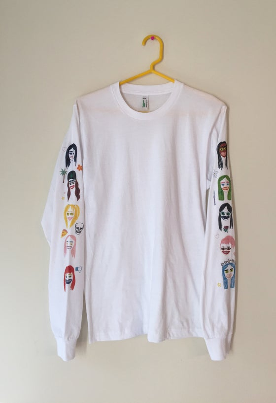 Image of Girl Long Sleeve
