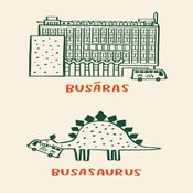 Image of Busasaurus