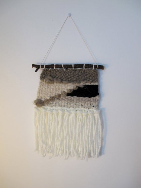 Image of Modern wall hanging