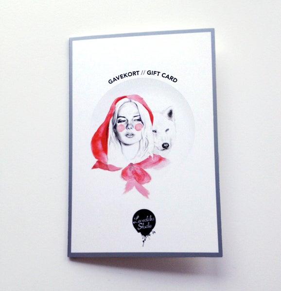 Image of Gavekort / Gift card
