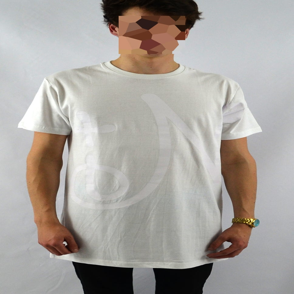 Image of Oversize Whiteout Tee