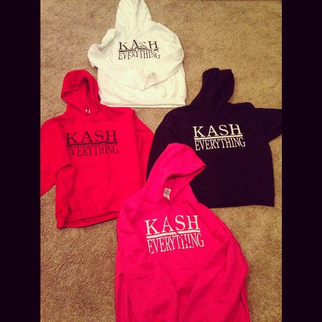 Image of Kash Over Everything Hoodie