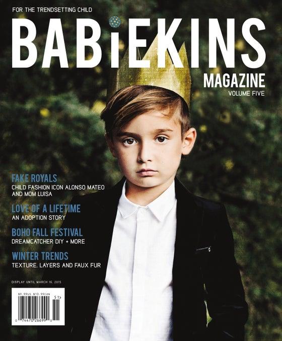 Image of Babiekins Print 5