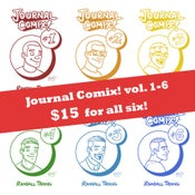 Image of Journal Comix! Volumes 1-6