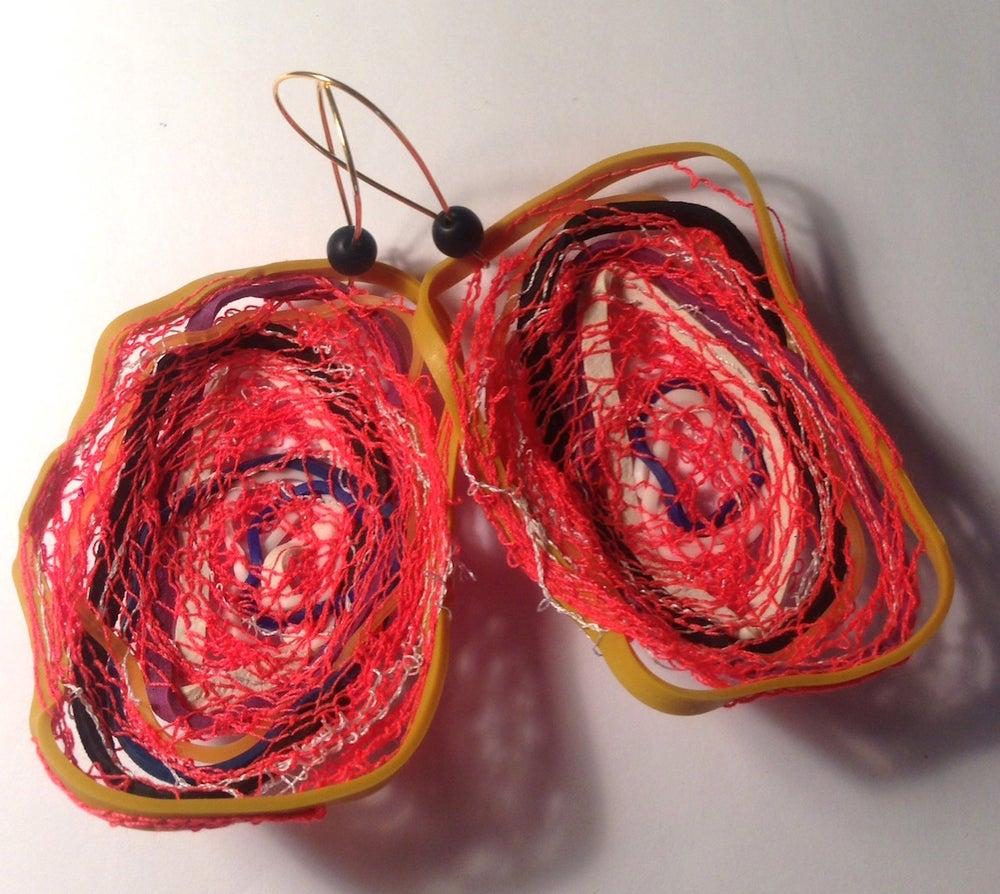 Image of Vivo Rosa Earrings