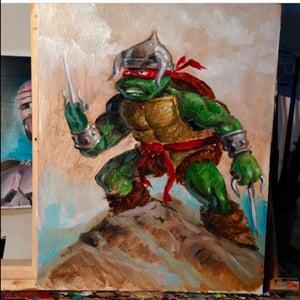 Image of Barbarian Turtle