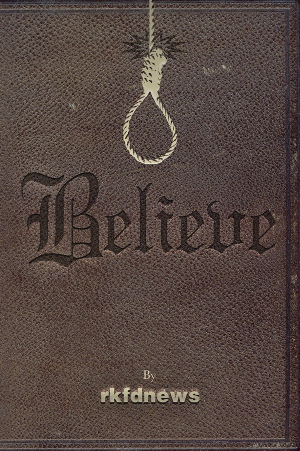 Image of Believe |  FIRST EDITION BOOK | SIGNED BY JOHNNY EMERALD THE IIIrd - FREE PDF AND MUSIC!