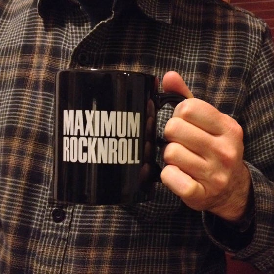 Image of MRR logo coffee mug