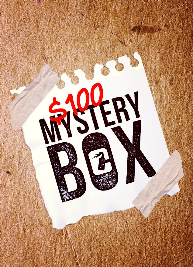 Image of $100 Mystery Box