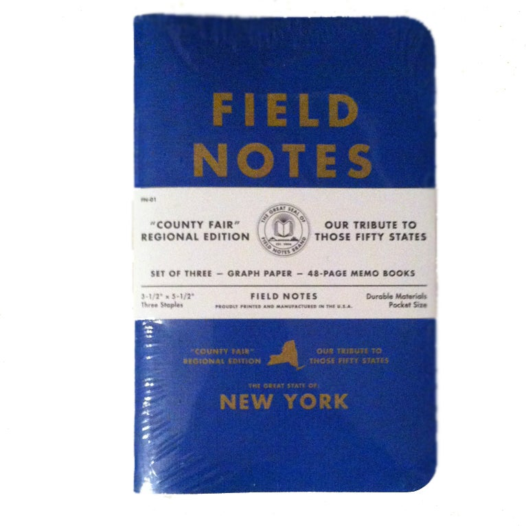 Image of Field Notes - County Fair