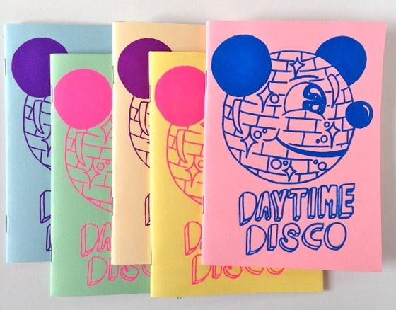 Image of Daytime Disco *new zine* by Pacolli