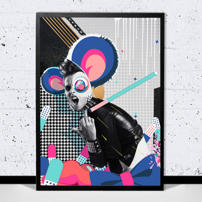 Image of CYNTHIA - LIMITED EDITION