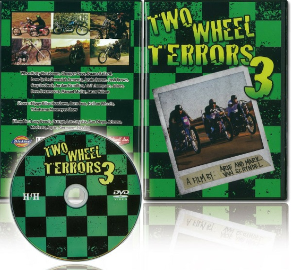 Image of Two Wheel Terrors #3 DVD