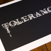 Image of Inspiring Words Series - Tolerance