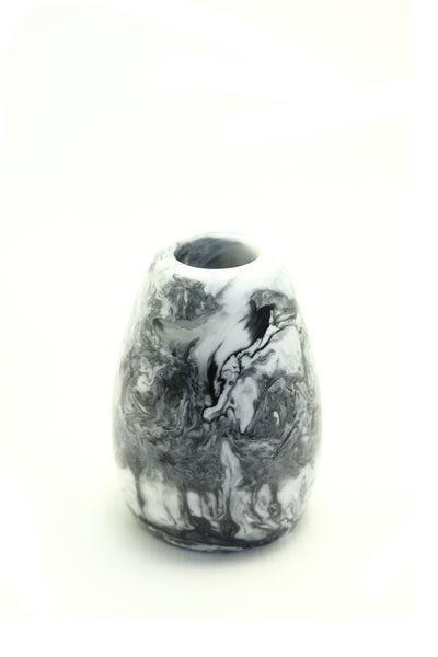 Image of Medium Marbled Vase