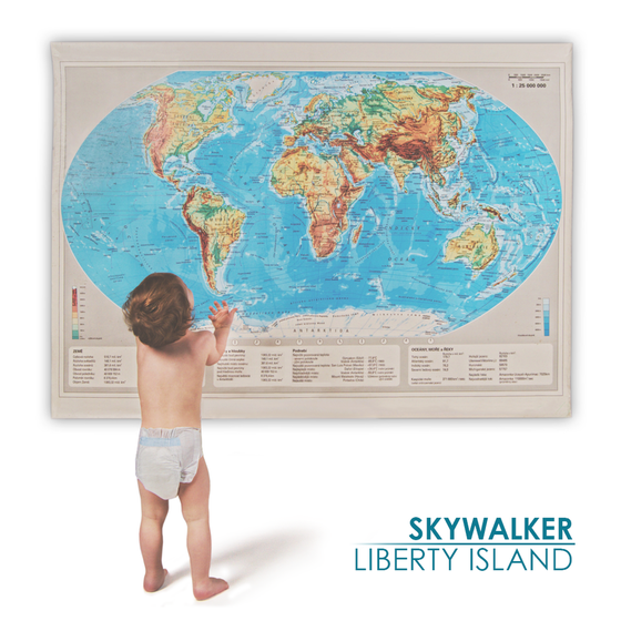 """Image of """"LIBERTY ISLAND"""" CD"""