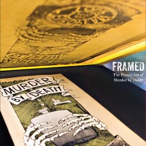 Image of Framed: The Poster Art of MBD Book PRESALE ships jan 21st
